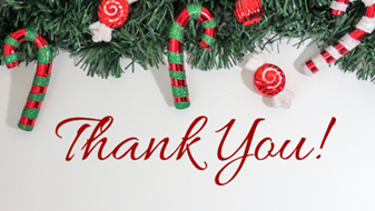 Thank You from Parish Social Ministry