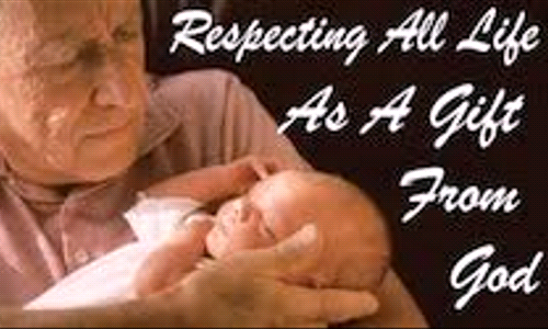 Respect Life Month 2019